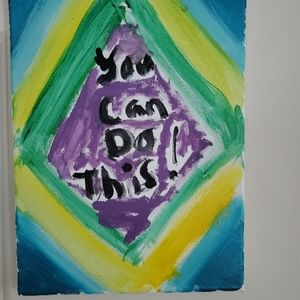 You can do this painting